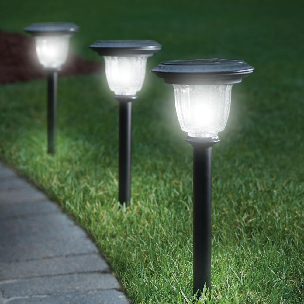 SRA International | Solar Lawn Lights