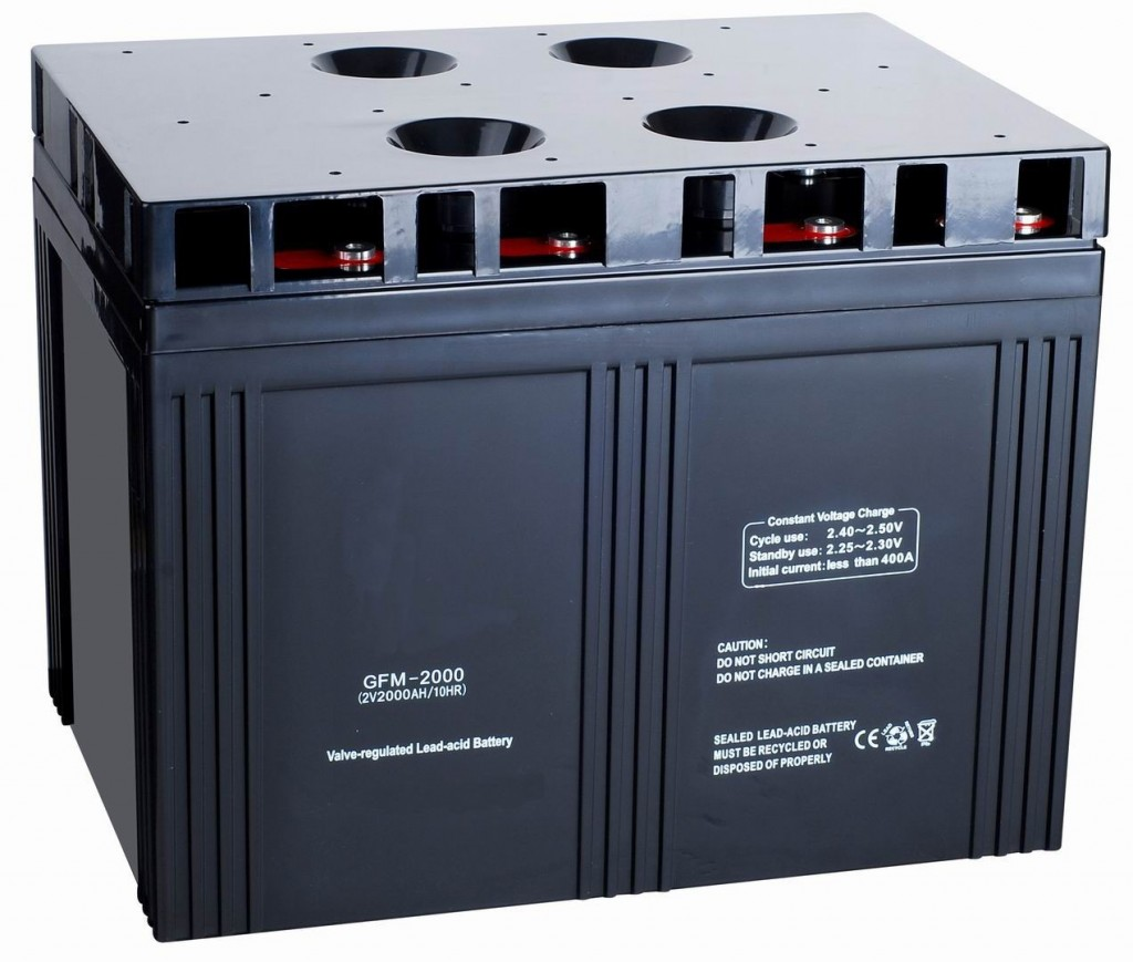 sla_gfm2000_storage_abs_or_pp_strong_style_color_b82220_resin_strong_ups_system_2000ah_12v_sealed_lead_acid_batteries