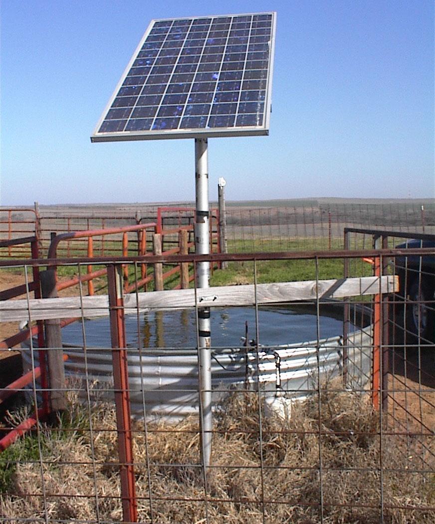 Sra International Deep Well Water Pump System