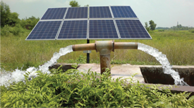 Image result for Solar based Water Pump System\