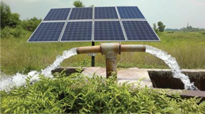 Sra International Solar Water Pump System